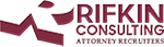 Rifkin Consulting | Attorney Recruiters Mobile Retina Logo