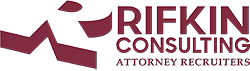 Rifkin Consulting | Attorney Recruiters Sticky Logo